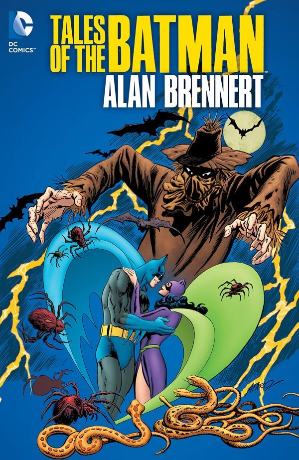 Tales of the Batman: Alan Brennert HC