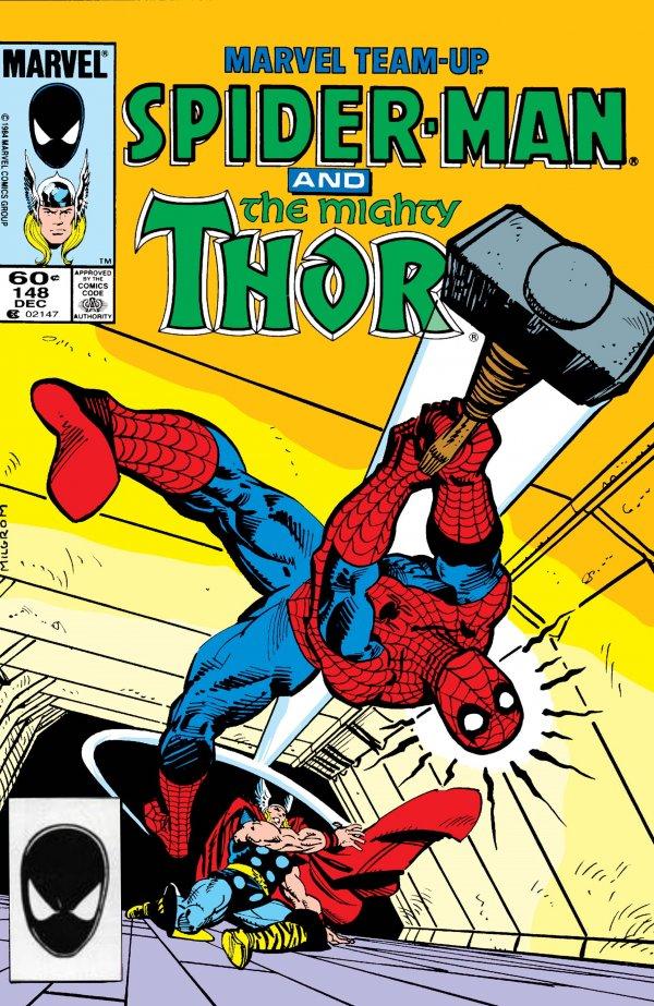 Marvel Team-Up #148