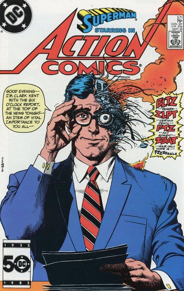 Action Comics #571