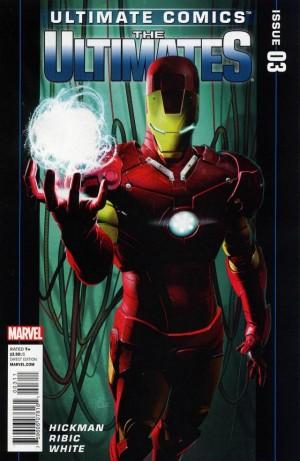 Ultimate Comics: The Ultimates #3