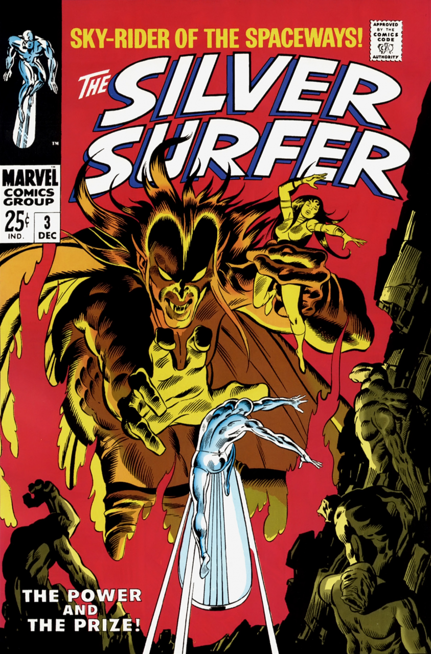 The Silver Surfer #3