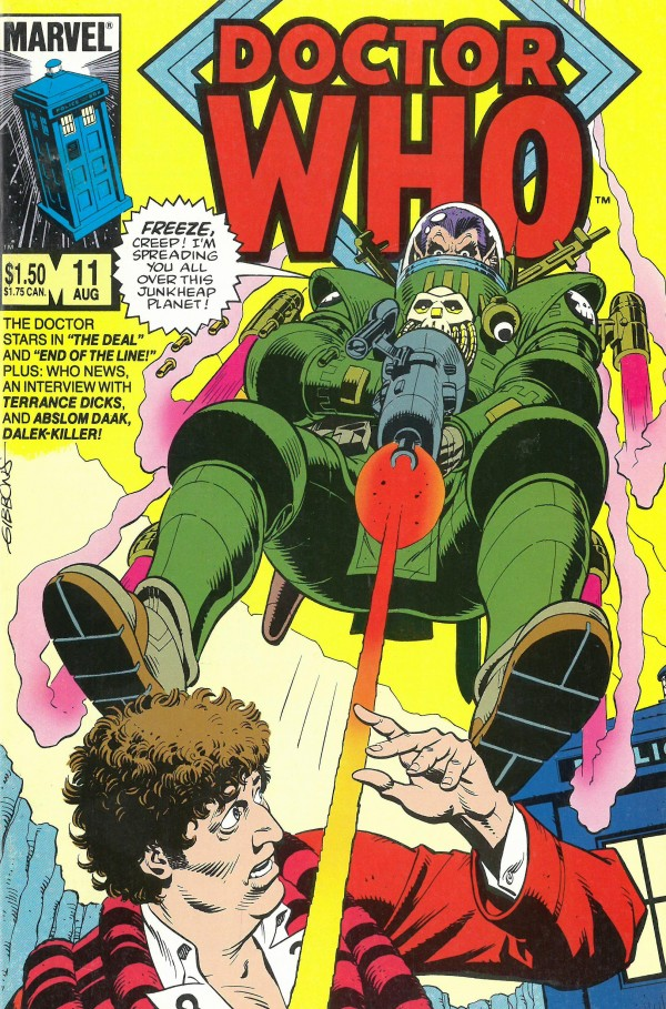 Doctor Who #11