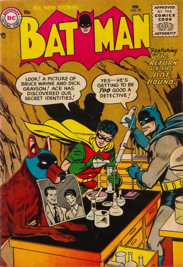 Batman #97