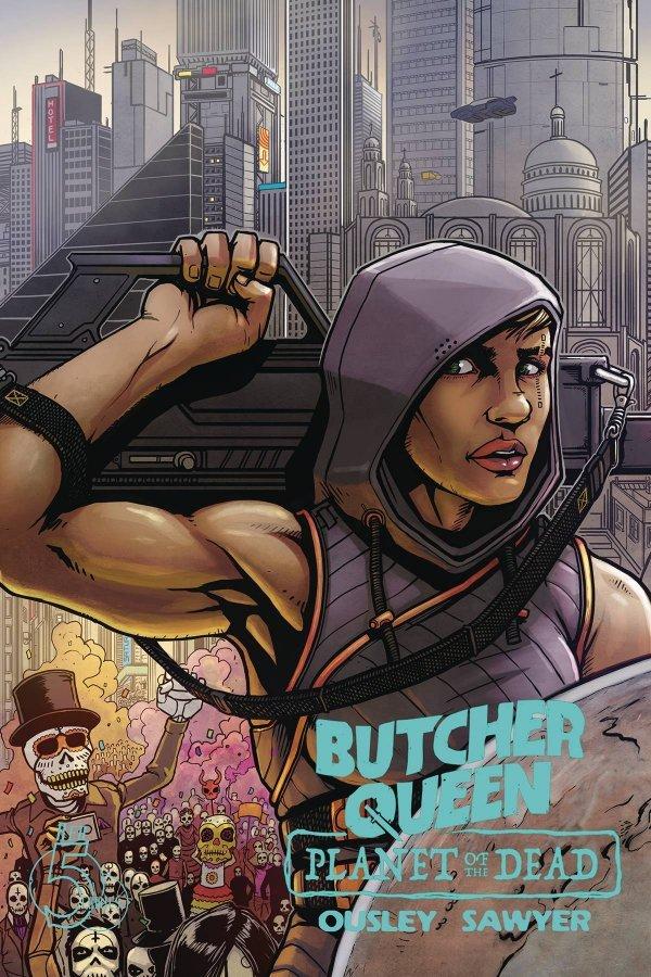 Butcher Queen: Planet Of The Dead #1