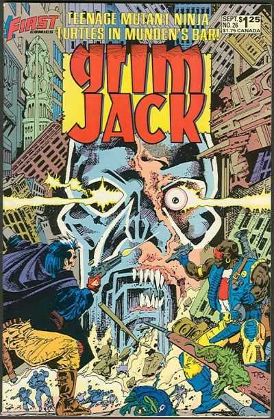 Grimjack #26