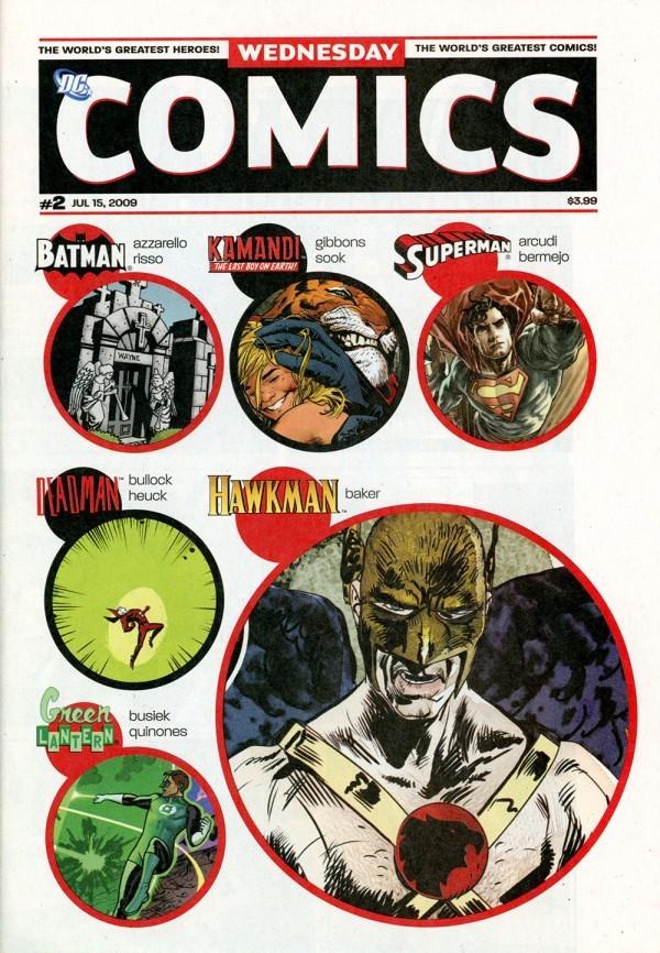 Wednesday Comics #2