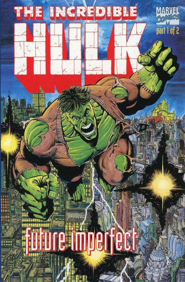The Incredible Hulk: Future Imperfect #1