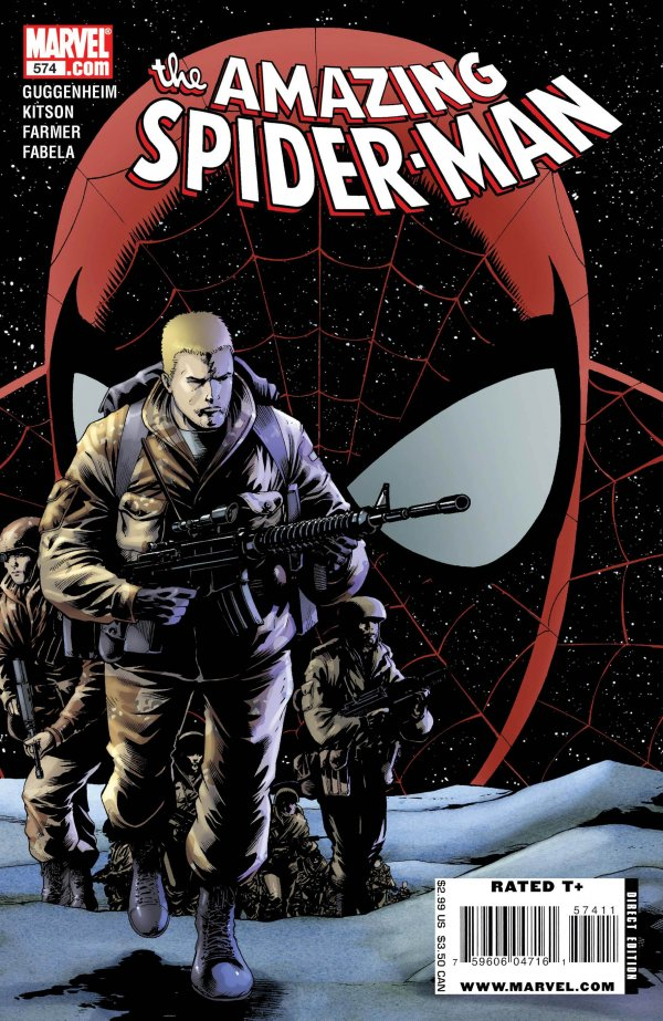 The Amazing Spider-Man #574