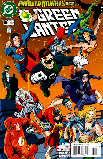 Green Lantern #103