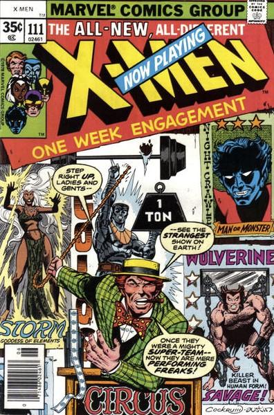 The X-Men #111