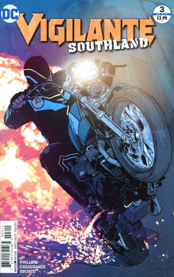 Vigilante: Southland #3
