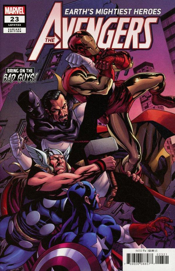The Avengers #23