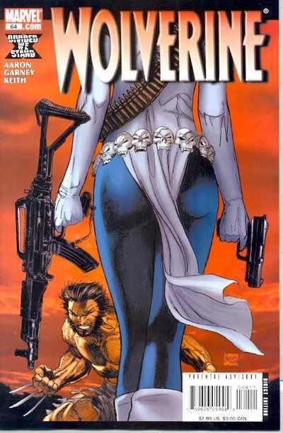 Wolverine #64