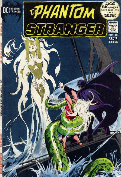 The Phantom Stranger #18