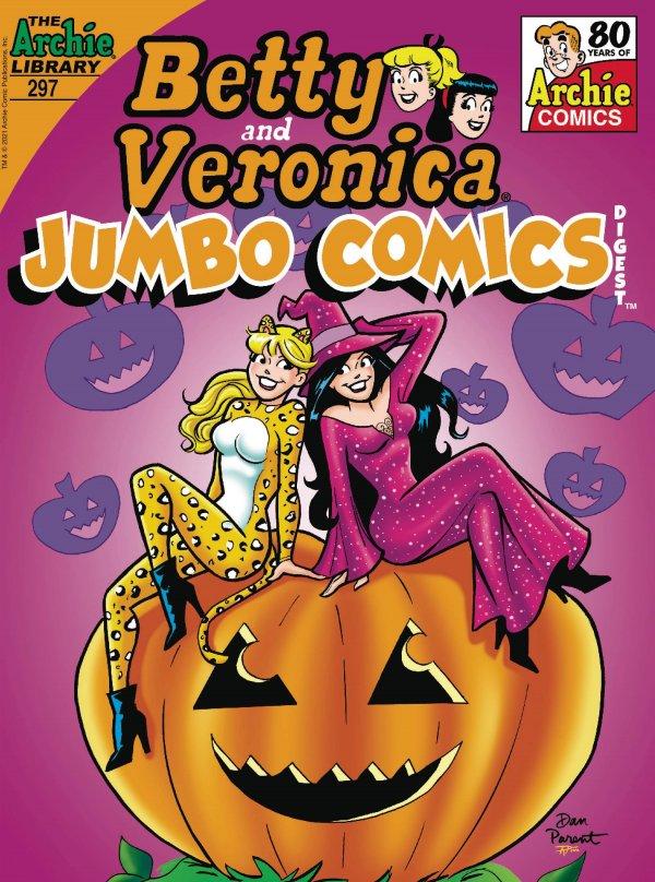 Betty and Veronica Jumbo Comics Digest #297