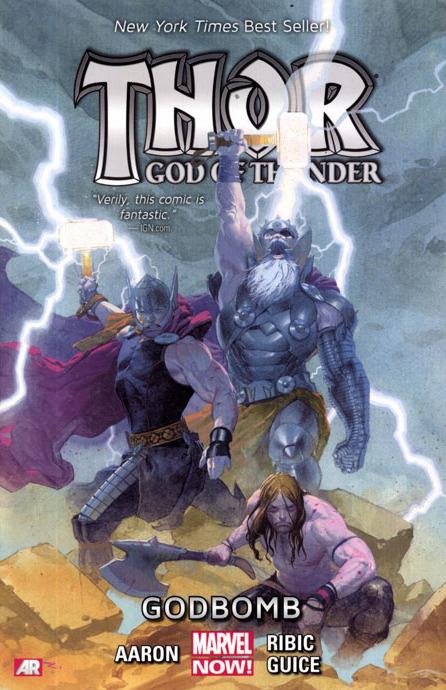 Thor: God of Thunder Vol. 2: Godbomb TP