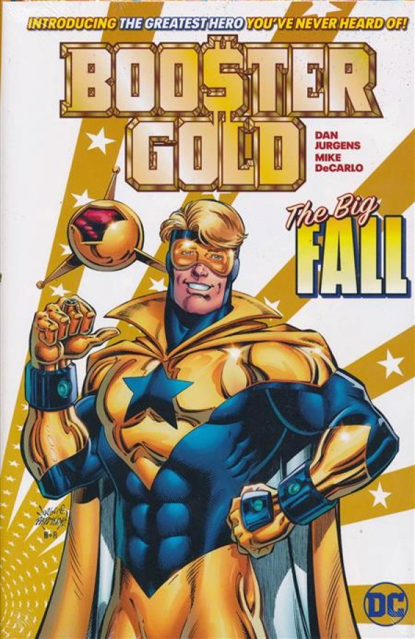 Booster Gold: The Big Fall HC