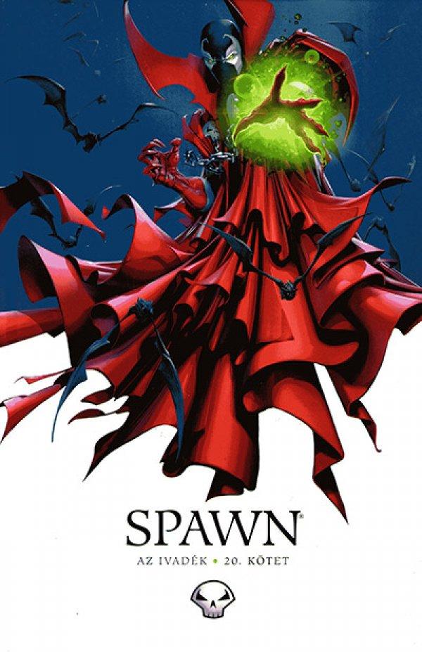 Spawn Az Ivadék 20. Kötet HC