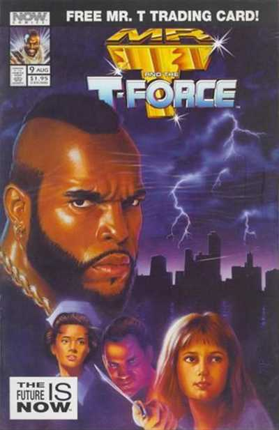 Mr. T and the T-Force #9