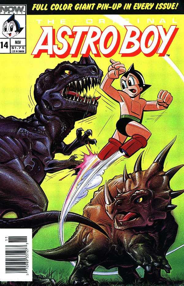 The Original Astro Boy #14
