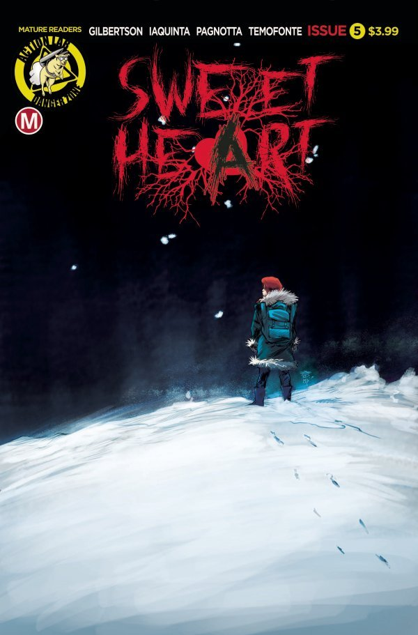 Sweet Heart #5 review