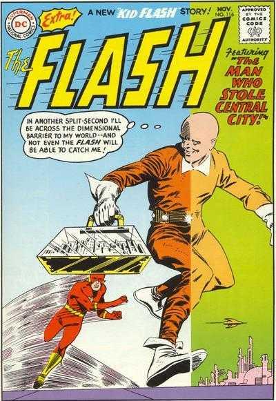The Flash #116