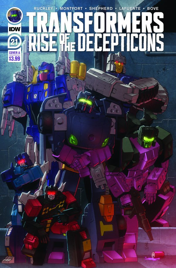 The Transformers #21