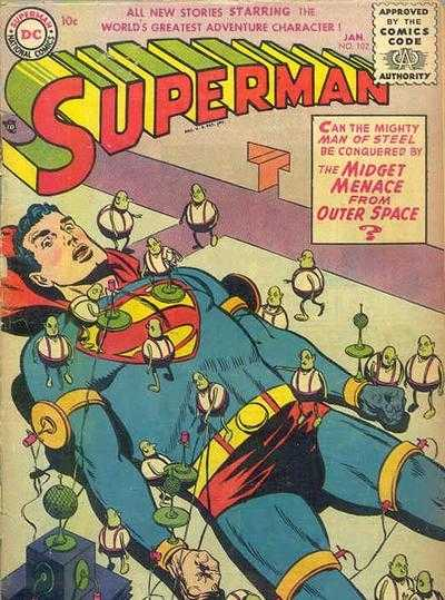 Superman #102