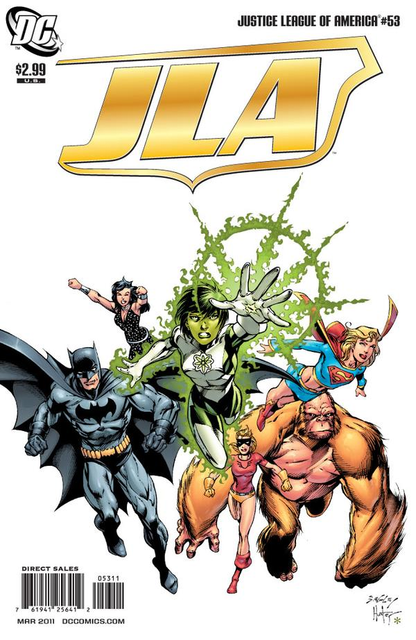 Justice League of America #53