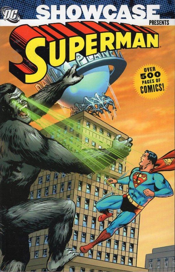 Showcase Presents: Superman Vol. 2 TPB