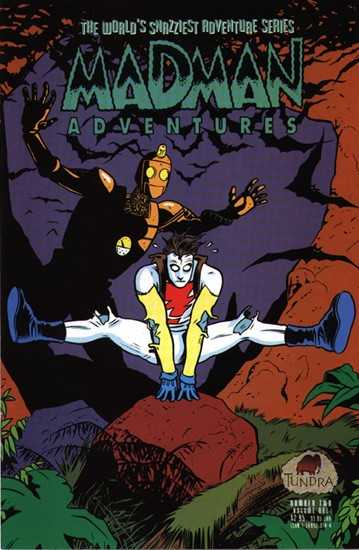 Madman Adventures #2 review
