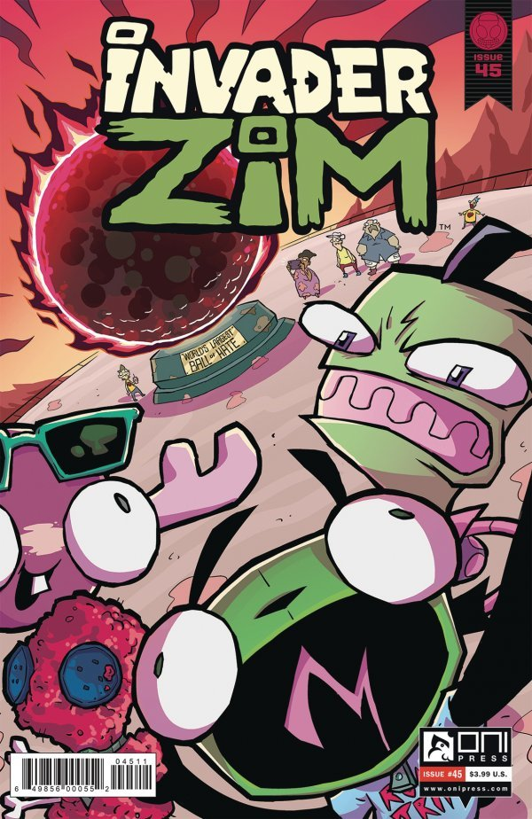 Invader Zim #45