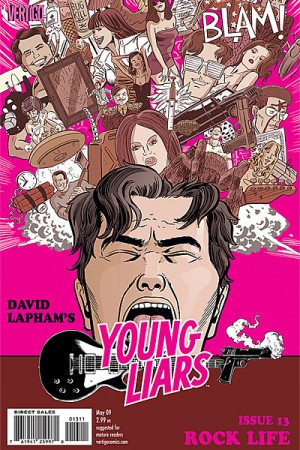 Young Liars #13