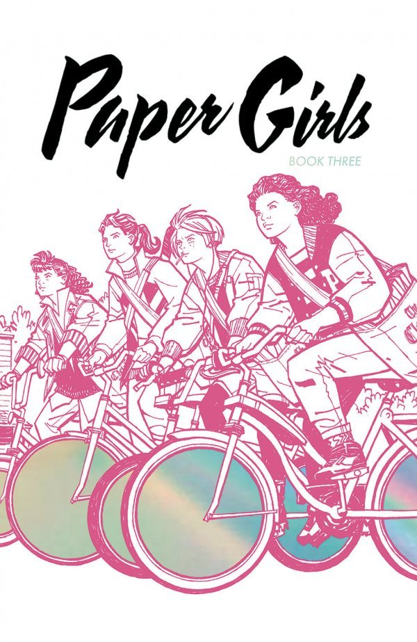 Paper Girls Deluxe Edition Book 3 HC