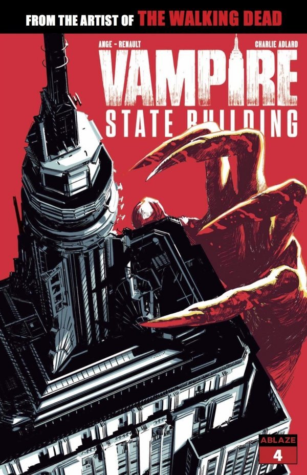 Vampire State Building #4 review