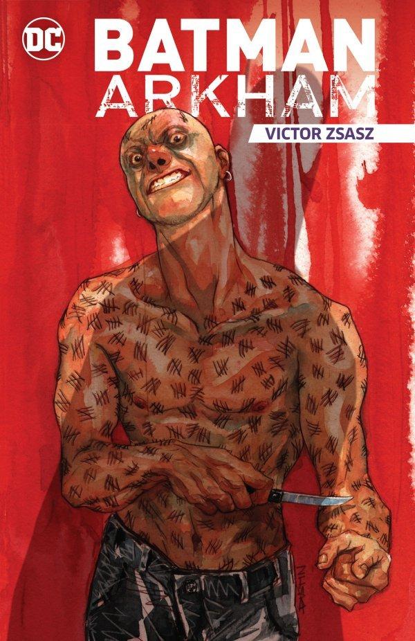 Batman Arkham: Victor Zsasz TP