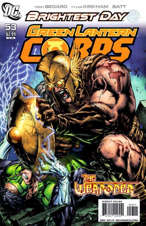 Green Lantern Corps #53