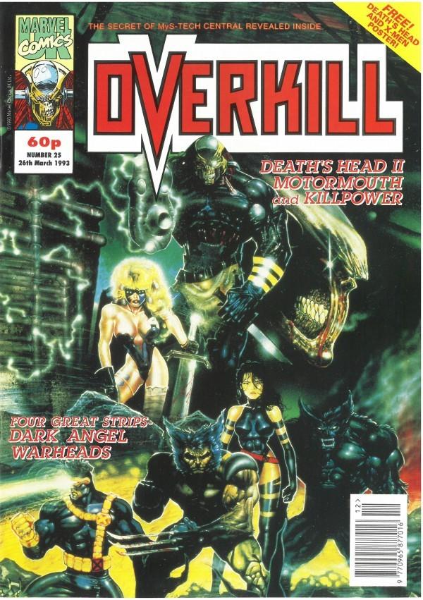 Overkill #25