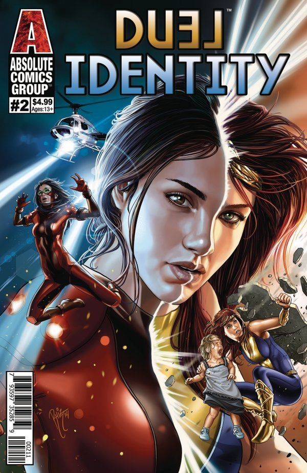 Duel Identity #2 review