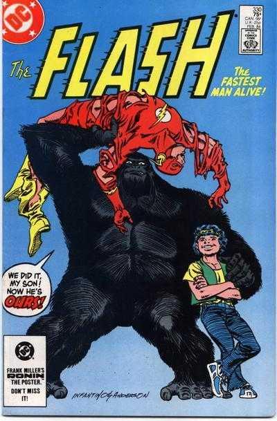 The Flash #330