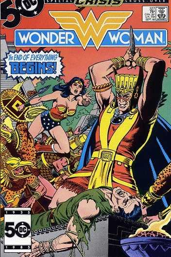 Wonder Woman #327