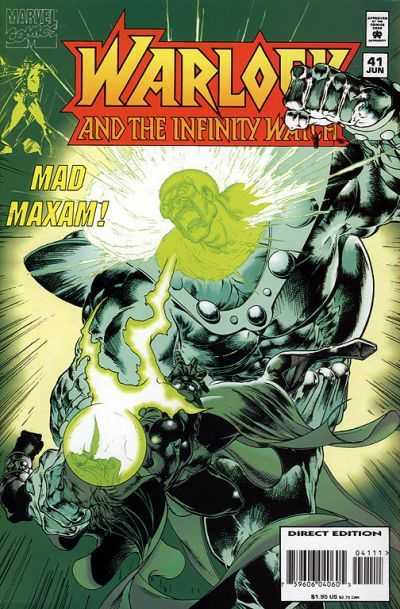 Warlock and the Infinity Watch #41