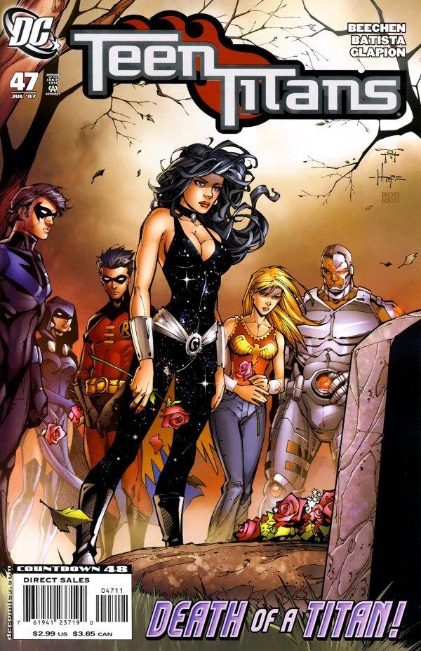 Teen Titans #47