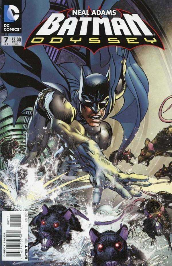 Batman: Odyssey #7