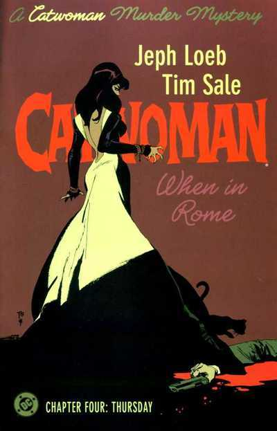 Catwoman: When in Rome #4
