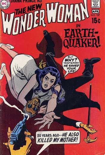 Wonder Woman #187