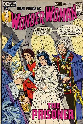 Wonder Woman #194