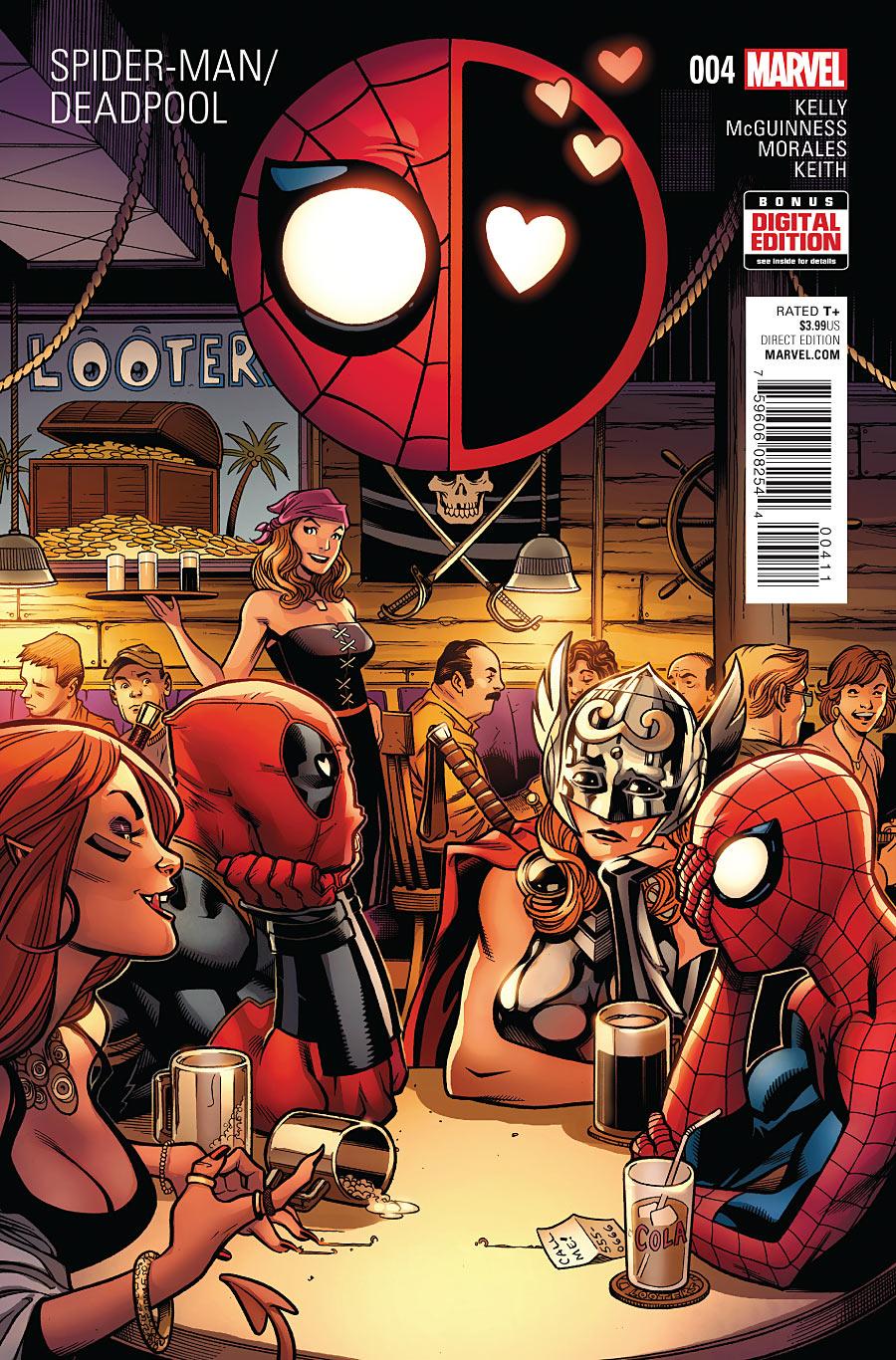 Spider-Man / Deadpool #4