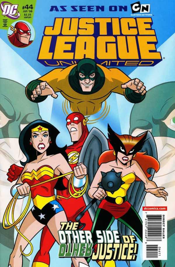 Justice League Unlimited #44