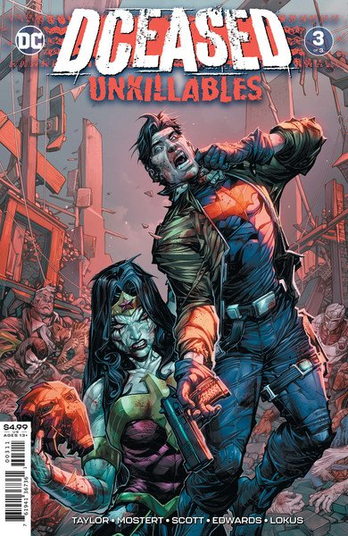 DCeased: Unkillables #3